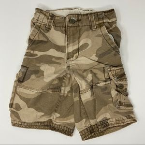Faded Glory Boys Cargo Shorts Size 4